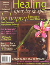 Dr. Jody Levine Featured In Healing Lifestyles And Spas