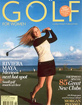 Golf For Women Featuring Dr. Levine