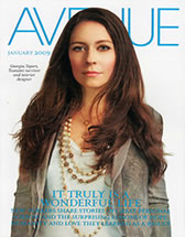 Avenue Magazine Featuring Dr. Levine
