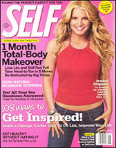 Dr. Levine Featured In Self Magazine