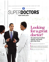 Drs. Elie & Jody Levine Featured In The New York Times