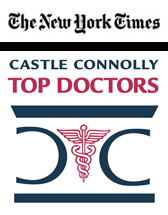 Dr. Levine Named A Top Doctor By Castle Connolly