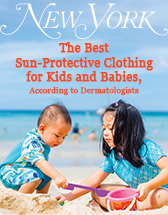 Dr. Levine Discusses Sun-Protective Clothing For Kids