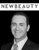 Dr. Elie Levine In New Beauty Magazine